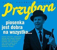 Przybora - Piosenka jest dobra na wszystko (CD 2 disc) NEW