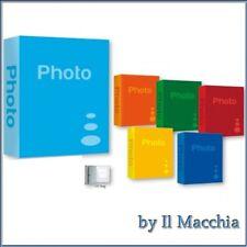 Album Fotografico Zep 200 foto 10x15 11x16 portafoto Vari Colori - instantstore
