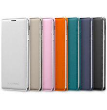 NEW OEM Original Samsung Flip Wallet Cover for Samsung Galaxy Note 3