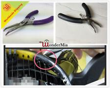 Fine Bend Nose Stringing Tool for Badminton Tennis Squash Racquet (Pliers)