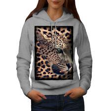 Beast Wild Animal Leopard Women Hoodie NEW | Wellcoda
