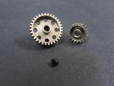 Robitronic Motorritzel 48dp 12-34 Zähne wählbar 1 Stück mit Madenschraube