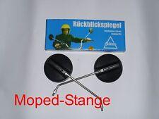Spiegel SET 120mm M10  DDR IFA Oldtimer ETZ 150 EtZ 125 passend für Simson MZ