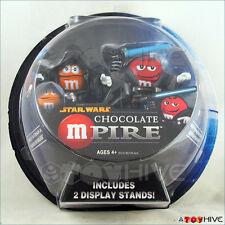 Star Wars Chocolate Mpire Anakin Skywalker Palpatine M&M sealed worn package
