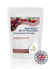 Beetroot 100mg Hardgel Capsules Supplements