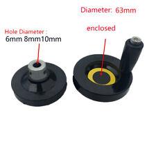 T6 T8 T10 T12 Trapezoidal Lead Screw hole diameter hand wheel Diameter 63mm 80mm