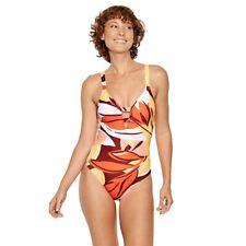 Seafolly One Piece Inka Gypsy Eden Xtra-life Chlorine Resist Sustainable Fabric