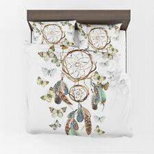 Butterfly Dream Catcher Comforter or Duvet Cover boho bedding dream catchers bed