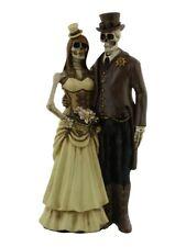 Nemesis Ornament Skeleton Wedding Couple I Do