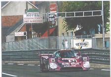 SILK CUT JAGUAR XJR-12, Le Mans 1991 Art Print