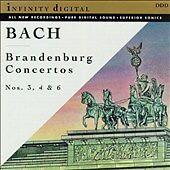 Bach: Brandenburg Concertos (CD, Feb-1994, Sony Classical)