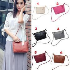 Women Messenger Cross Body Shoulder Sling Mini Clutch Party Purse Bags Handbags