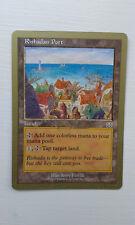 Mtg WCD Brussels 2000 Finkel -Choose your card (Rishadan Port, Grim Monolith)