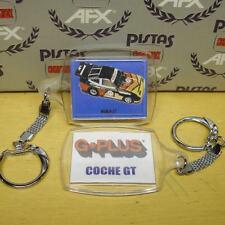 Aurora AFX G+ BLACK MONZA GT Slot Car Key Chain 1980s
