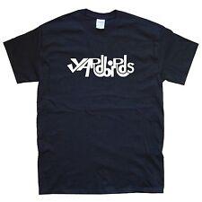 THE YARDBIRDS new T-SHIRT sizes S M L XL XXL colours black white