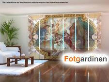 Fotogardinen Fresko Schiebevorhang Schiebegardinen 3D Fotodruck, auf Maß