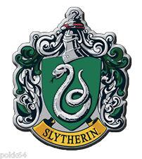 Harry Potter magnet Slytherin Crest magnet official la maison Slytherin 60776
