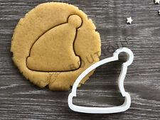 Winter Hat Cookie Cutter 04 | Christmas | Fondant Cake Decorating | UK Seller