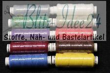 1 Rolle mit 50m Leinengarn TEX 40x3 - Leinenfaden - Garn - Leinen - viele Farben