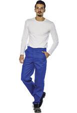 Pantalone Pantaloni da lavoro uomo donna lunghi abbigliamento abiti misto cotone