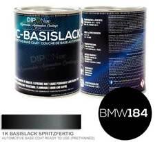 1K Basislack Autolack BMW 184 DELPHINGRAU MET. Spritzfertig - Varianten/Sets