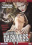 Daughters of Darkness/Blood Splattered Bride DVD (Blue Underground) NEW/SEALED