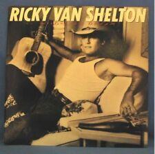 RICKY VAN SHELTON LP RECORD, WILD EYED DREAM