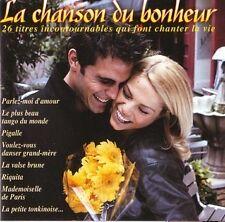 La CHANSON DU BONHEUR (CD)  Nini peau de chien,...