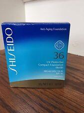 Shiseido UV Protective Compact Foundation (Pick your shade)