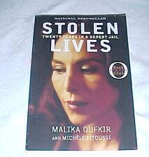 Stolen Lives by Malika Oufkir, Michele Fitoussi (2002)
