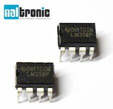 Lm358p DUAL operazione AMPLIFICATORE dip8 2 volte IC dip-8 amplifier