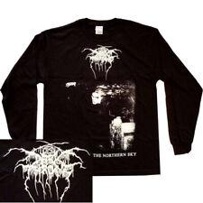 Darkthrone Blaze In Northern Sky Official Long Sleeve Shirt M-XXL Black Metal