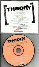 THEORY OF A DEADMAN Hate My Life w/ 2 RARE EDITS PROMO DJ CD single 2008 MINT
