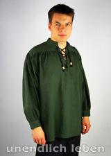 Tiempo libre camisa hombres camisa señores S-XXXL la edad media edad media camisa robusto 100% algodón