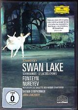 DVD TCHAIKOVSKY: SWAN LAKE Rudolf NUREYEV Margot FONTEYN Schwanensee LANCHBERY