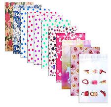 """6x9"""" Designer Series -FLAT Poly Mailers, Self Sealing Envelopes (10-50Packs)"""