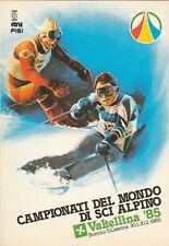* SPORT INVERNALI - Sci - Coppa del Mondo Valtellina 85
