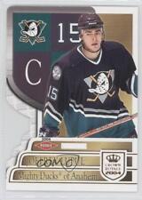 2003-04 Pacific Crown Royale Retail #102 Joffrey Lupul Rookie Hockey Card