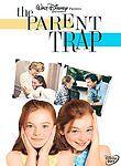 The Parent Trap (1998) DVD, Lindsay Lohan, Dennis Quaid, Natasha Richardson, Ela