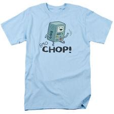 Adventure Time - BMO Chop Cartoon Network Adult T Shirt