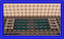 Lego Star Wars  8x Laserschwerter hell blau       (2)