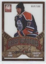 2012 Panini Rookie Anthology Elite Great Outdoors #GO-40 Jari Kurri Hockey Card