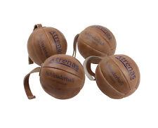 TRENAS Schleuderball aus Leder 1 KG 2 KG 1,5 KG 800 Gramm Sportabzeichen 1kg +