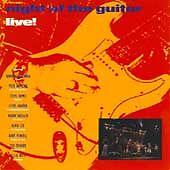 NIGHT OF THE GUITAR LIVE 1989 CD ALVIN LEE LESLIE WEST