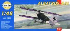 ALBATROS D.III (HERMANN GORING - KAISERLICHE LUFTWAFFE MARKINGS) 1/48 SMER