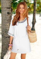 Mini-Kleid, Tunika, AJC girls. Weiß. NEU!!! SALE%%%