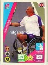 Adrenalyn XL London 2012 - #220 Peter Norfolk - Paralympic