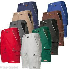 Stabile Arbeitsshorts Shorts kurze Arbeitshose Bermuda Arbeitskleidung Neu