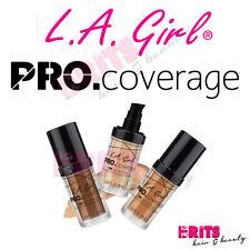 La Girl Pro Coverage Illuminating Foundation