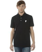 Polo Versace Collection Polo Shirt -40% Uomo Nero V800499SVJ00068-V7008